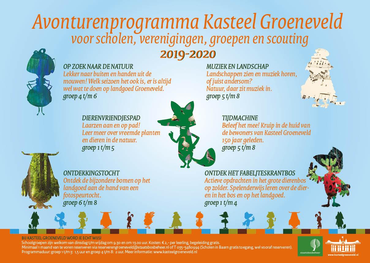 Scholenbrochure 2019-2020